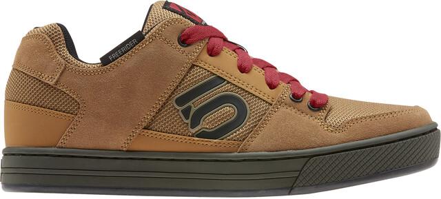 adidas Five Ten Freerider Scarpe Per Mountain Bike Uomo, raw desertcore blackglory red